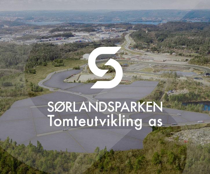 Sørlandsparken tomteutvikling prosjekt